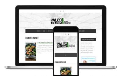 WordPress-teeman uusinta – helsinkipaleo.com