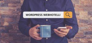 Edullinen ja hyvä webhotelli WordPressille